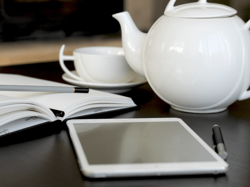 Astory about an iPad and a bursary…
