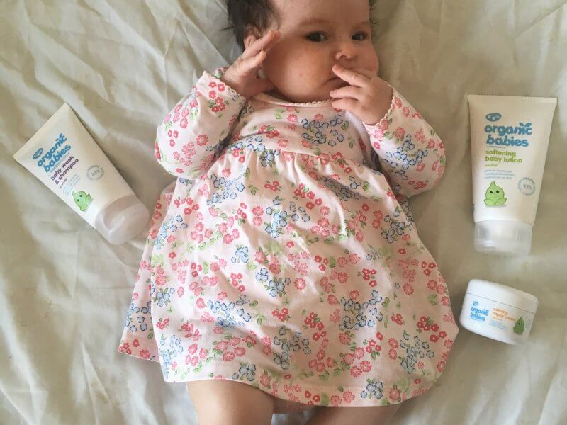 A new mum reviews Green People's baby products – and loves them!