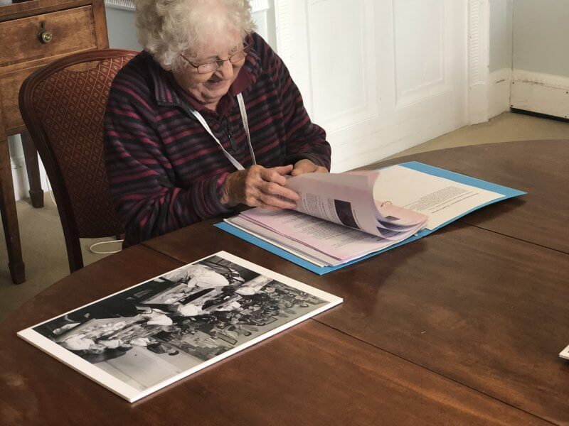 Denman Q&A: Anne Stamper – Archives and Exhibits