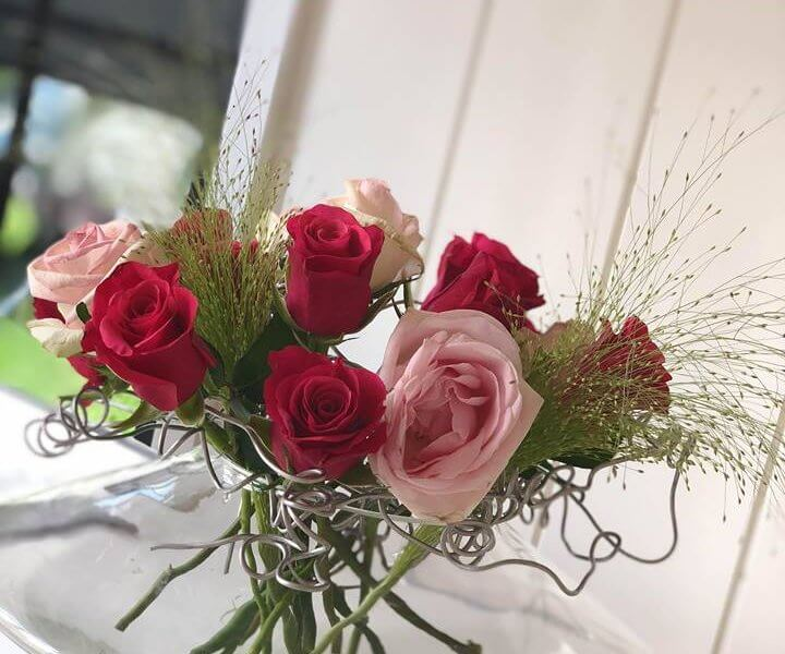 Floral Tutorial: Contemporary Roses with Anna Stevens