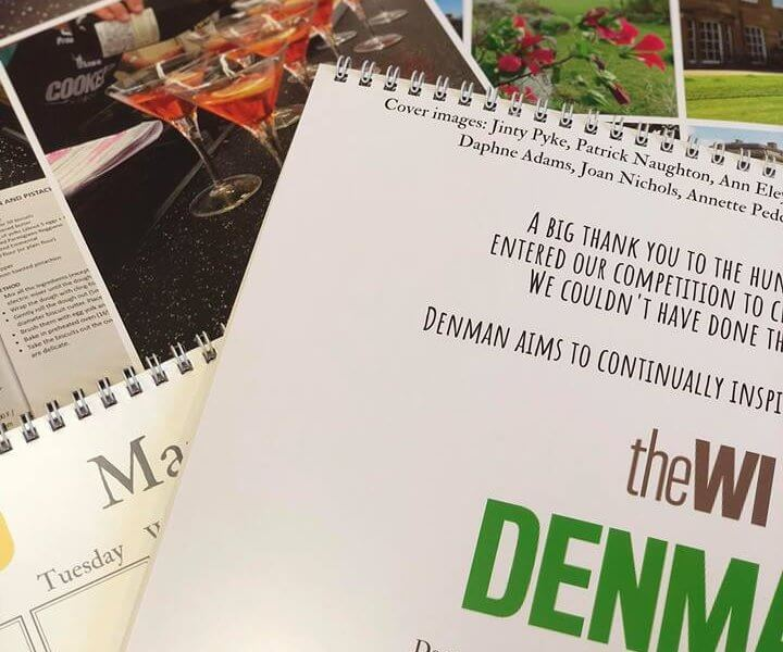 The Denman Calendar Has Arrived!